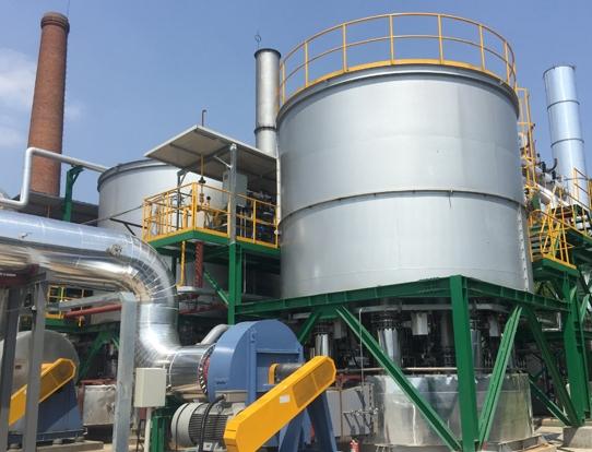 重慶RTO廢氣治理設備