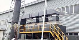 重慶工業廢氣治理